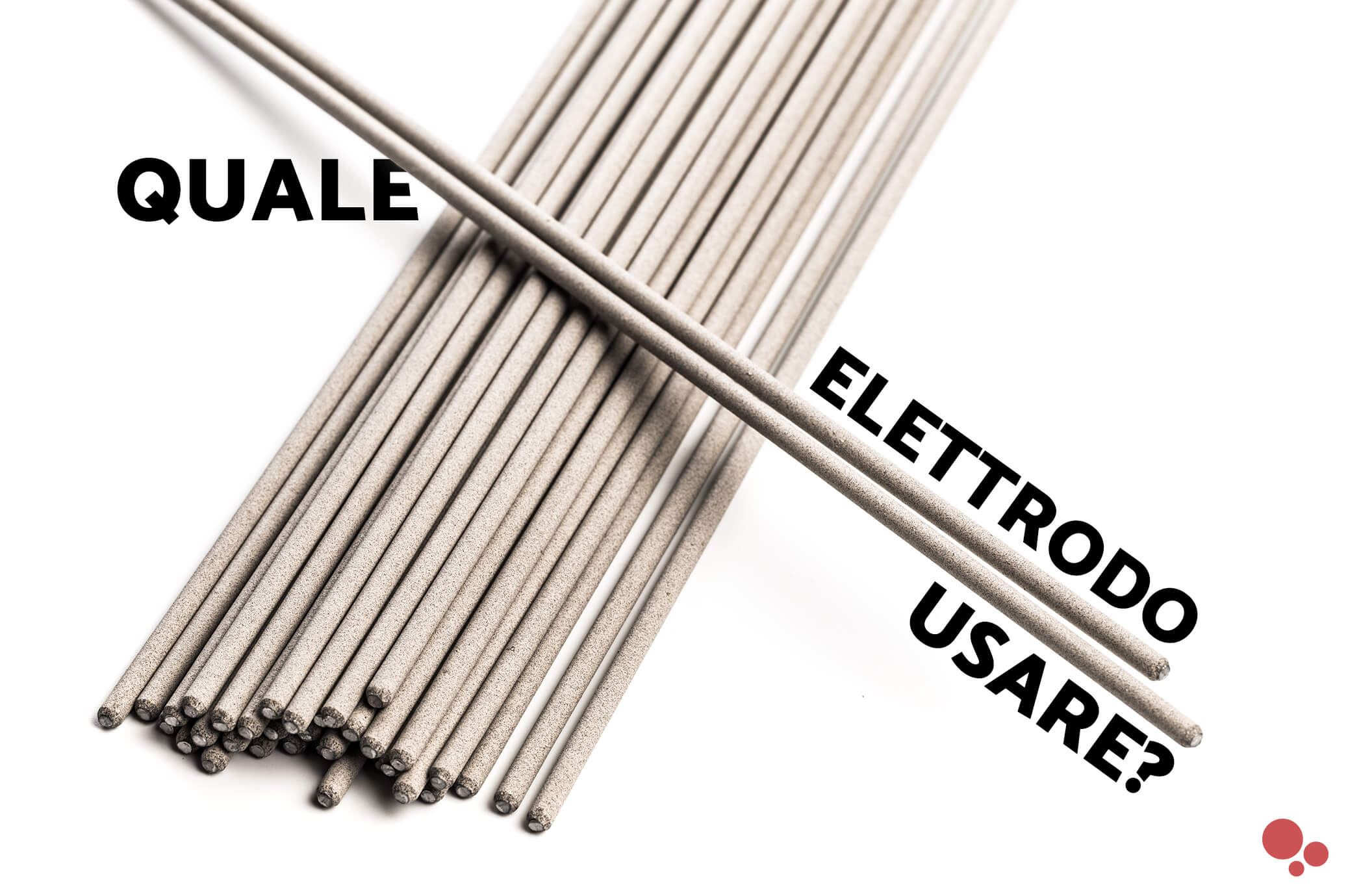 Saldare il ferro quale elettrodo usare